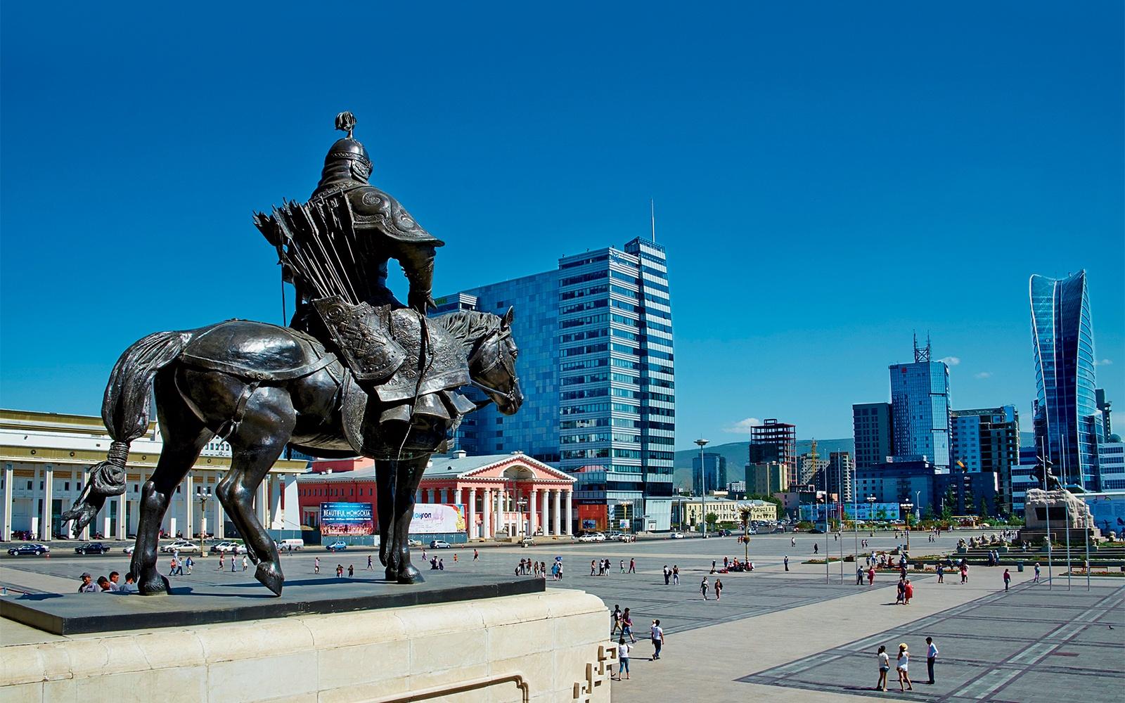 Tours To Mongolia